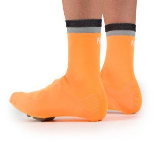 Oversock orange side