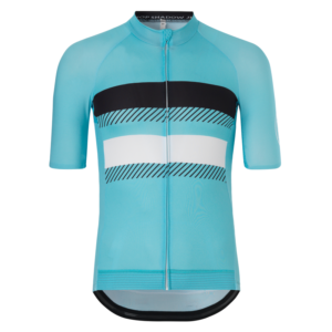Drop Shadow Jersey Arctic Blue